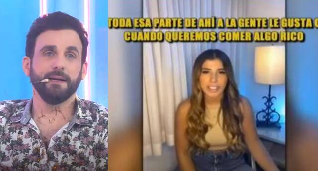 Pese a lo que dijo Yahaira Plasencia, Rodrigo González aseguró que 'U la la' no es un término usado en Perú al disfrutar de una comida.