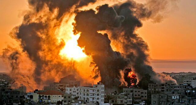 Israel aceptó un alto el fuego en la Franja de Gaza.