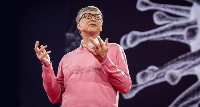 """Bill Gates advierte que """"más gente morirá"""" si países ricos no comparten sus vacunas contra la COVID-19."""