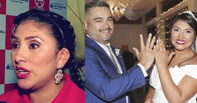 Actriz comica, Susan Cristán denunció a su esposo en la Comisaría de Salamanca.