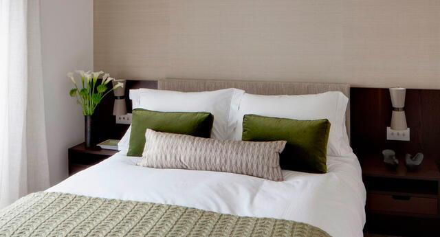 El dormitorio es un templo: debe ser la pieza más importante de la casa, debemos mantenerlo limpio y ordenado.