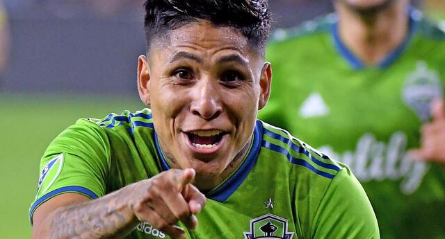Ruidíaz sigue marcando en la MLS y se viene para la selección.