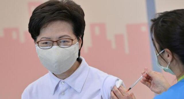 Hong Kong arrojaría a la basura millones de vacunas contra la COVID-19 porque poca gente quiere recibirlas.