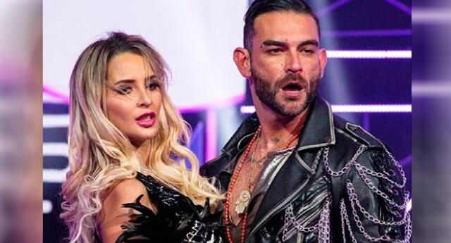 Diego Val no descarta terne una relación con modelo argentina.