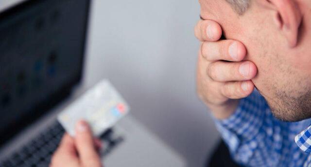 Si tus deudas sobrepasan el 35% de tu presupuesto, debes preocuparte.
