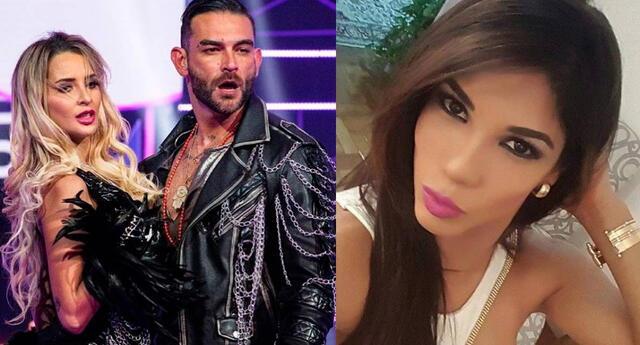 La chica reality Karen Dejo estuvo en saliditas con el cantante Diego Val hace unos años atrás.
