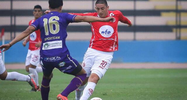 Juan Aurich lleva dos victorias y va ante Atlético Grau por su tercera victoria.