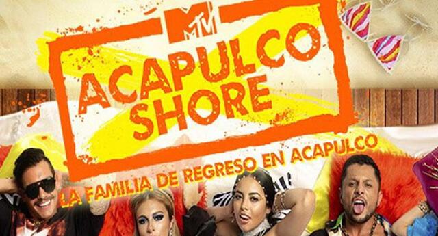 Acapulco Shore 8 emitirá su capítulo 5 vía MTV.