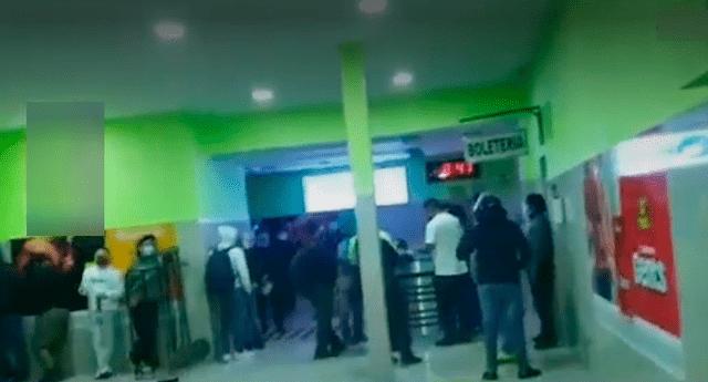 Intervienen a más de 200 personas en un prostíbulo en Los Olivos.