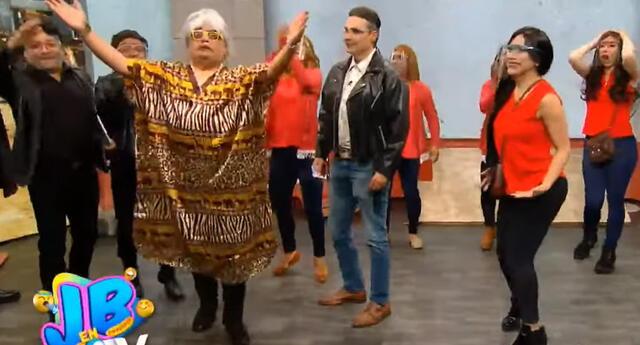 Mauricio Islas participa como invitado especial en el casting de JB en ATV. Foto: captura de ATV