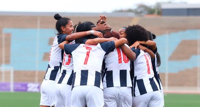 Alianza Lima y su rodillo femenino.
