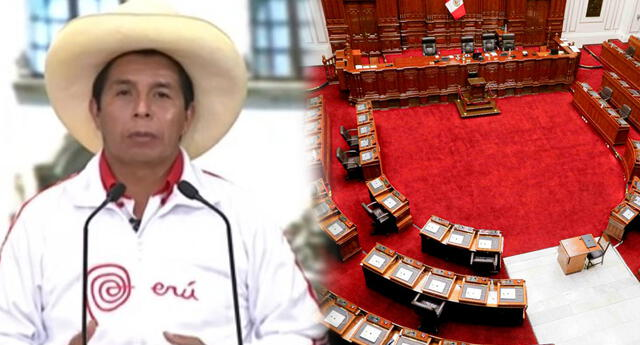 Pedro Castillo se presentó en el segundo debate presidencial de cara al 6 de junio.