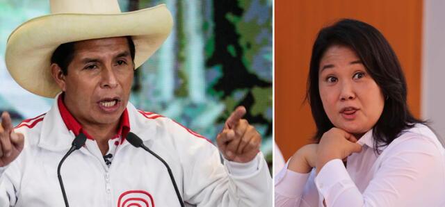 Castillo cuestiona a su contendora por no trabajar y pretender ser presidenta de la República.