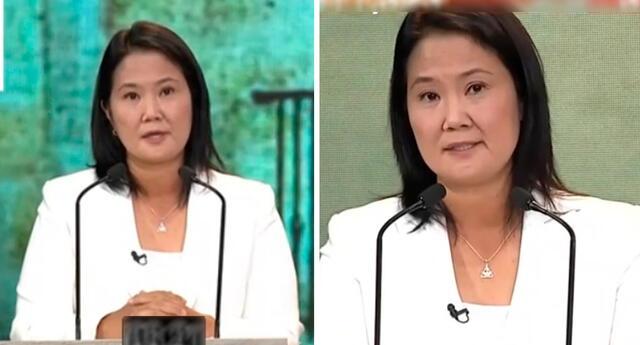 Keiko Fujimori afirma que celebrará juramento por la democracia.