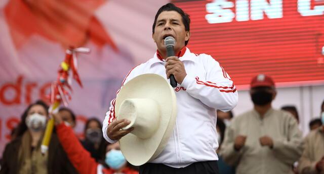 Pedro Castillo resaltó la importancia de la igualdad de derechos en todos los niveles socioeconómicos.