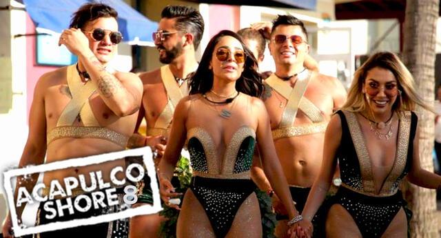 Acapulco Shore 8x06 vía MTV: fecha de estreno y adelanto de lo que pasará en el capítulo 6