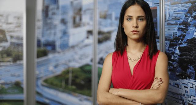 Sigrid Bazán solicita a la Fiscalía redoblar esfuerzos contra la corrupción.