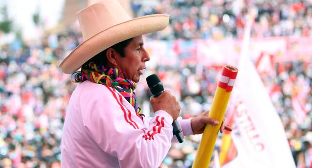 Pedro Castillo rechaza ser una persona machista y aseguró que hará una cruzada nacional para revalorar a la mujer peruana.