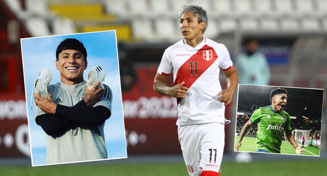Raúl Ruidíaz espera terminar con su sequía goleadora en esta fecha doble de Eliminatorias Qatar 2022.