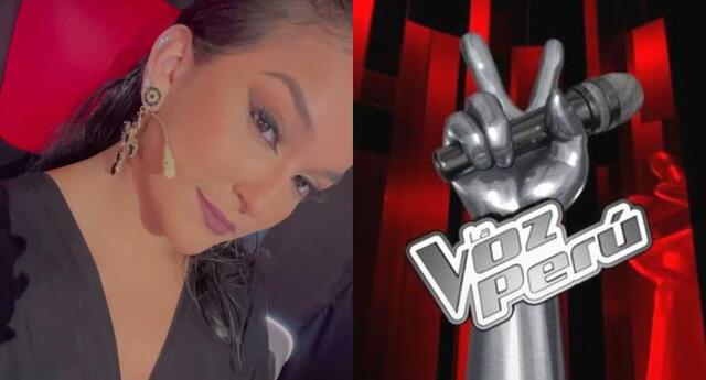 La cantante Daniela Darcourt está próxima a debutar como coach en La Voz Perú, y ya se muestra en el detrás de escena en redes sociales.