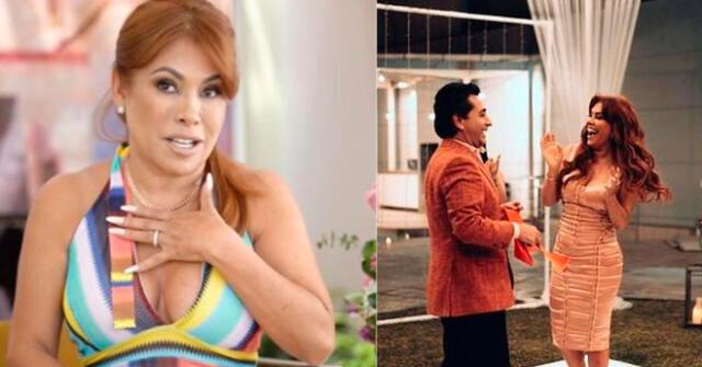 Magaly Medina dio tremendo consejo a las mujeres casadas.
