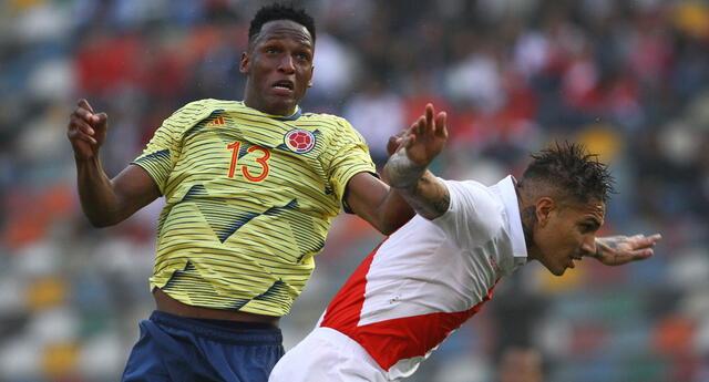 Perú y Colombia chocan en un duelo de infarto por las Eliminatorias Qatar 2022.