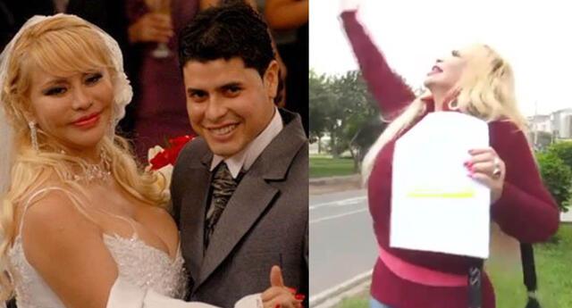 Susy Díaz logra divorciarse de Andy V y celebra: