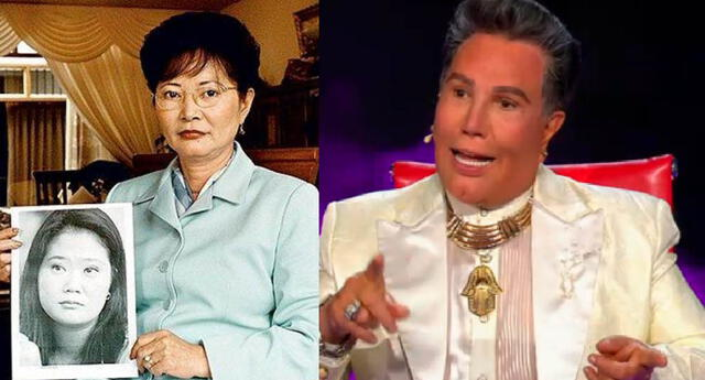 Jimmy Santi: En redes le recuerdan que confirmó que torturaron a mamá de Keiko Fujimori