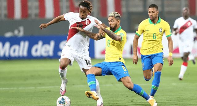 La selección de Perú no podía tener mejor debut ante el anfitrión Brasil.