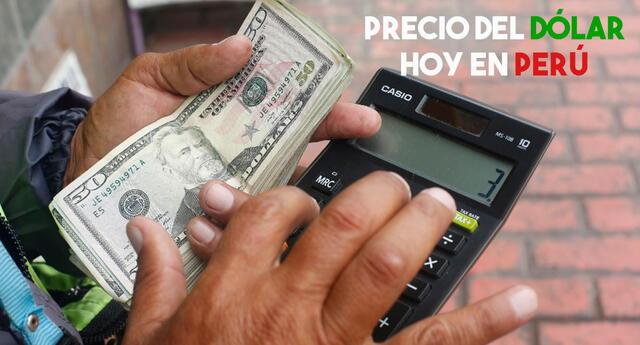 Precio del dólar en Perú HOY 3 de junio
