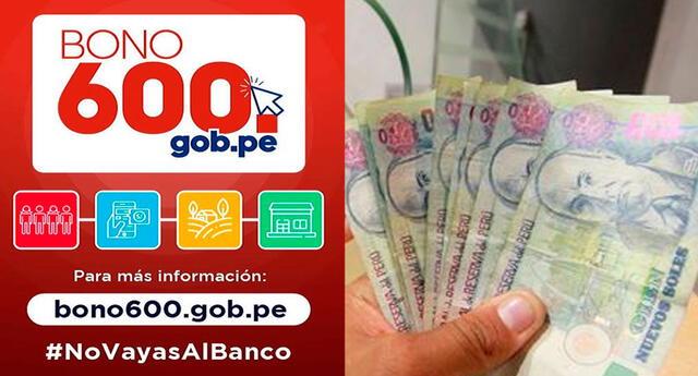 Último Bono 600 será pagado durante este mes a beneficiarios que pasaron por cuarentena el pasado mes de febrero.