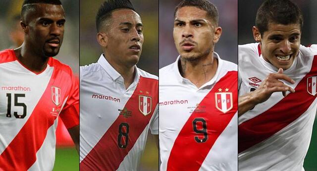 Selección Peruana contaría con Gianluca Lapadula de arranque para enfrentar a Ecuador.