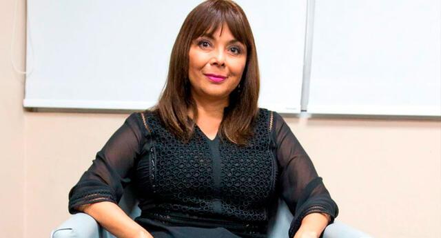 Liliana La Rosa, miembro del equipo técnico de Perú Libre
