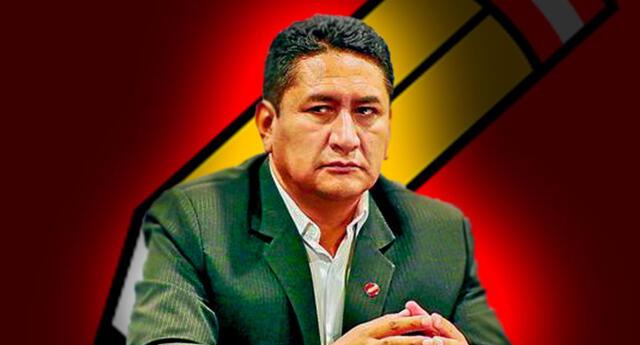 Vladimir Cerrón sería el hombre detrás del poder de Perú Libre