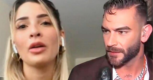 Macarena Gastaldo no le cree a diego Val y lo amenaza con sacar pruebas de el.