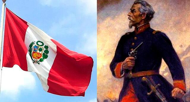 """""""¡No hay que rendirse! ¡Miserables! ¡Viva el Perú!"""", fueron las últimas palabras de Francisco Bolognesi."""