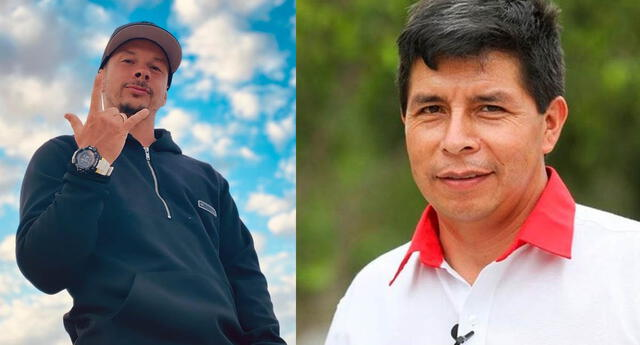 Usuarios le piden que cumpla promesa de irse del país si gana Pedro Castillo.
