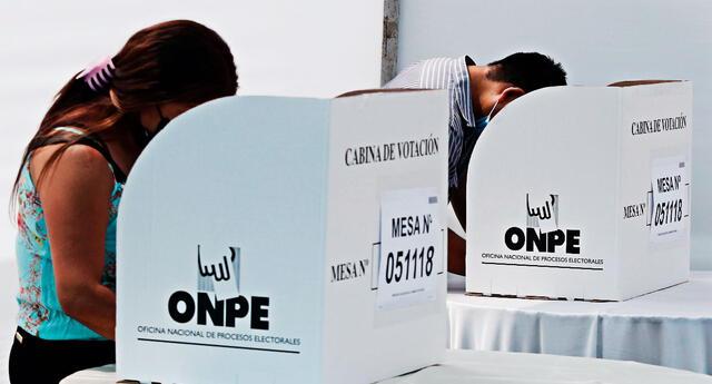 Asociación Civil Transparencia descartó la existencia de fraude en esta segunda vuelta de las Elecciones 2021.
