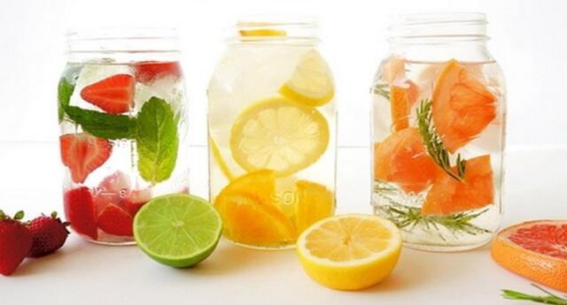 Las infusiones con fruta te aportan gran energía y vitalidad.