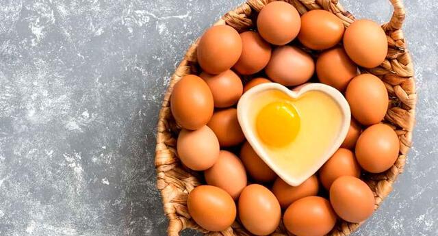 Aprende a identificar cómo un huevo está malo