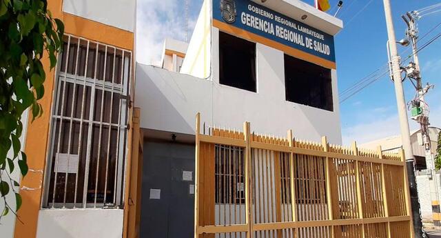 Fiscalía anticorrupción recabó documentación en la Geresa de Lambayeque.