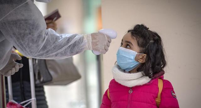 Detectan que los niños representan casi el 20% de contagios por COVID-19 en EE. UU.