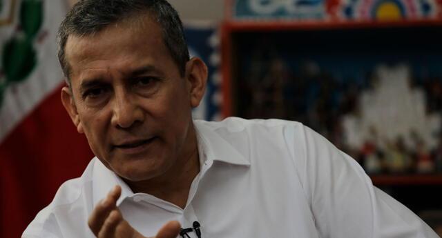 Ollanta Humala fue presidente de la República en el periodo 2011 - 2016.