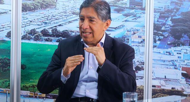 Mencionó que las presuntas irregularidades denunciadas por la aspirante presidencial Keiko Fujimori es una 'estrategia' que solo buscan 'ensuciar' el proceso electoral.