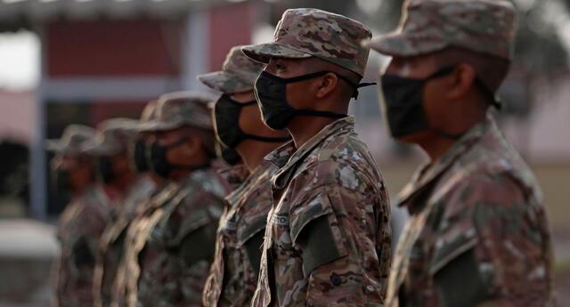 El Ministerio de Defensa descarta que las Fuerzas Armadas intervengan en el proceso de las Elecciones 2021.