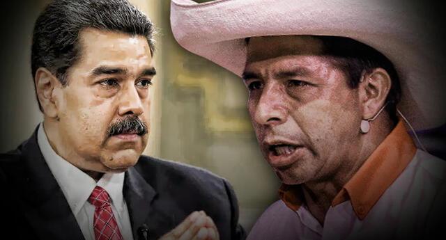 El Verificador de La Republica en alianza con Perú Check, asegura que es falso ya que no hay ningún registró del jefe de Estado venezolano.