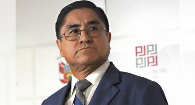 César Hinostroza está procesado por el caso 'Los Cuellos Blancos del Puerto'.