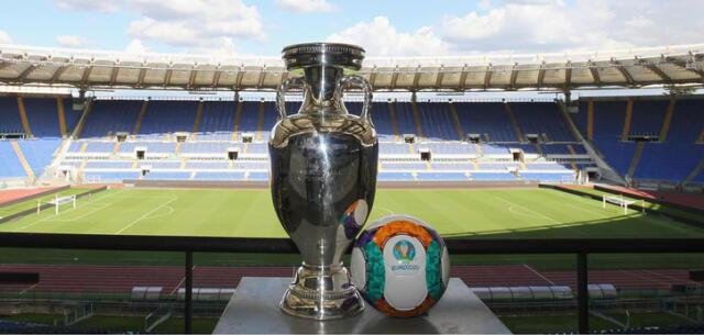 Roma albergará seis partidos de la fase de grupos y uno de cuartos de final de la EURO
