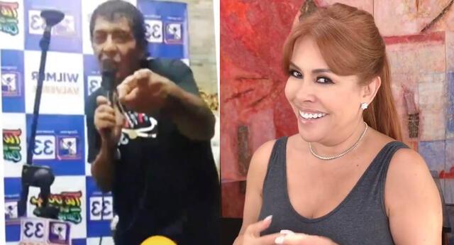Toño Centella le envía mensaje de paz a Magaly Medina
