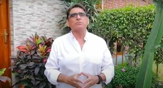 """Carlos Álvarez: """"Ahora mi vida corre peligro"""""""